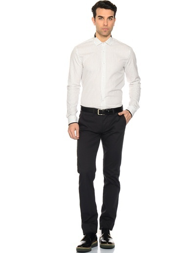 Penford Gömlek Beyaz